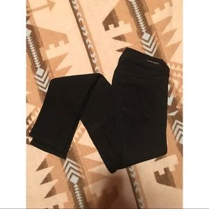 Citizens of Humanity Black Jeggings